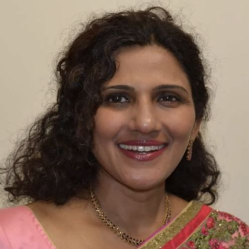Dr. Parul Agarwal